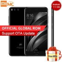 Original Xiaomi Mi6 Mi 6 Mobile Phone Snapdragon 835 6GB RAM 64GB ROM Octa Core 5.15