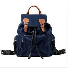 Элегантный дизайн женщины рюкзак большой емкости нейлоновый рюкзак ежедневно леди женские рюкзаки женский Повседневная сумка Mochila Feminina