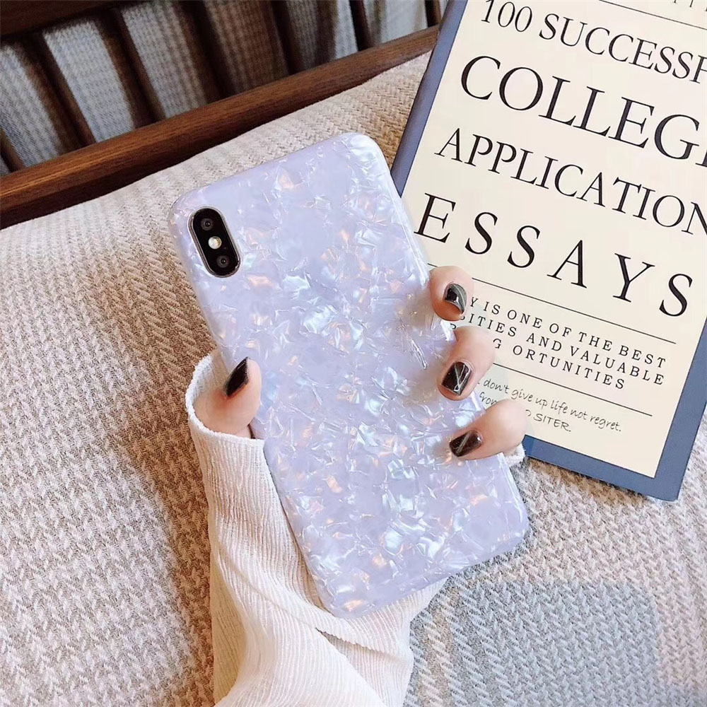 Glossy Glitter Case for iPhone SE (2020) 29