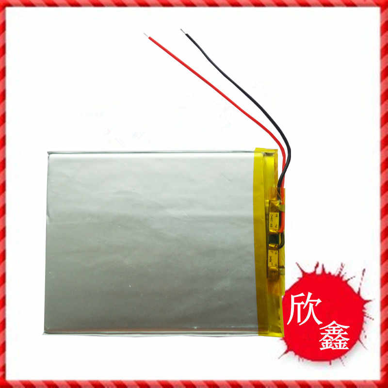 7 inch large screen machine battery TL-C700 battery A+ polymer 4000mAh C700 special battery Rechargeable Li-ion Cell