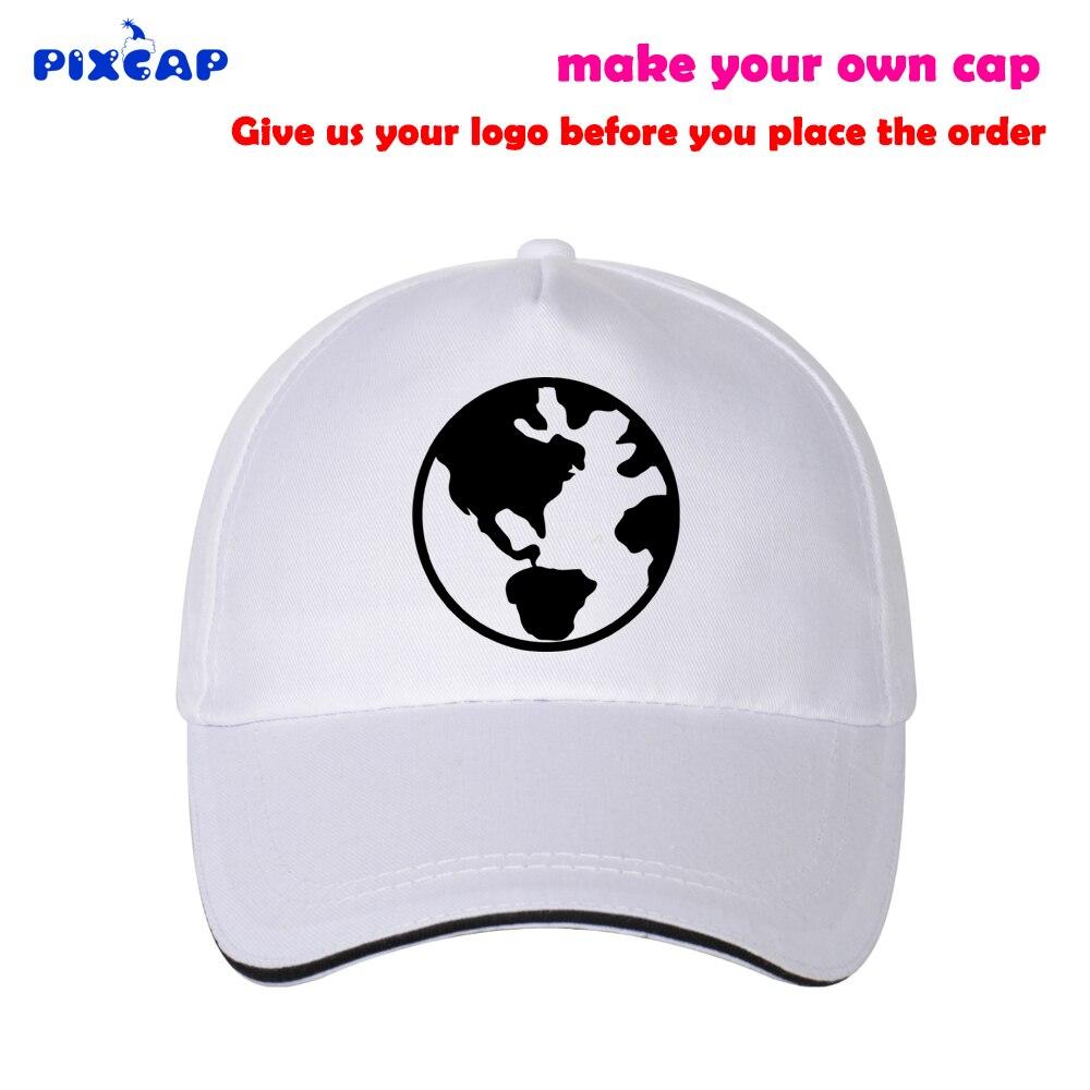 Fashion Trucker Hat Street Snap Own Logo Cap High Quality Bend Brim Curved Hip-Hop Cotton Baseball Cap