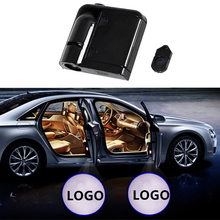 2 шт светодиодный двери автомобиля Добро пожаловать логотип света для Citroen C-Quatre C-Triomphe Пикассо C1 C2 проектор светильник Тень призрака