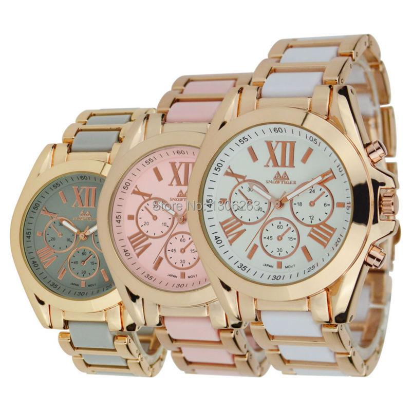 2016 nowa godzina Zegarek Kwarcowy Mężczyźni Kobiety Genewa Reloj - Męskie zegarki - Zdjęcie 1