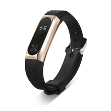 Xiaomi Mi Band 2 Bracelet Colorful metal Strap Replacement