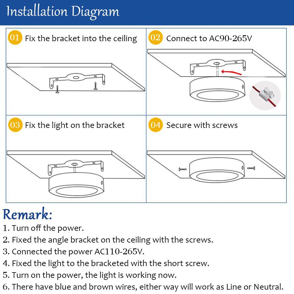 Lumiparty 18w 36led Motion Sensor Human Induction Ceiling Light Home Wiring Diagram The Main Problem We Provide You With Best Product And Service If Have Any Please Let Us Know Will Solve Asap Thank So Much
