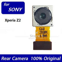 For Sony Xperia Z2 Original Rear Back Big Camera 20 7MP Module Replacement Repair Part For