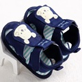 Cool Fashion Newborn Baby Boy Girl Summer Shoes Toddler Child Soft Soled Anti-Slip Cartoon Prewalker Baby Summer Shoes 0-1T