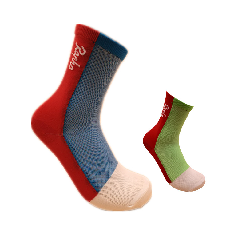 39-45 High quality Professional brand Cycling sport socks Protect feet breathable wicking socks cycling socks Bicycles Socks