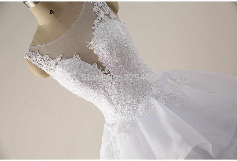 Wuzhiyi свадебное платье на шнуровке платье Элегантное Пышное Бальное Платье Свадебное Платье es по индивидуальному заказу vestido de noiva свадебное платье Горячая vestidos