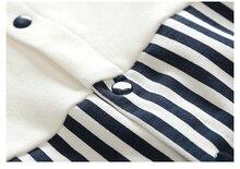Stripe Gentleman Baby Rompers