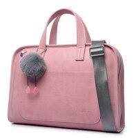 Fashion Large Capacity laptop bag women Laptop briefcase Case Bag for Notebook Handbag shoulder bag 12 13.3 14 15.4 15.6 inch