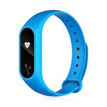 W2 Смарт Браслет Браслет Фитнес-Трекер Android Браслет Smartband Heart rate Monitor PK Miband 2 Смарт-Группы
