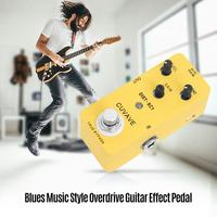 PCB line CUVAVE DIST SC1 Zinc Alloy Distortion Guitar Effect Pedal with True Bypass Guitar Parts for classic tube