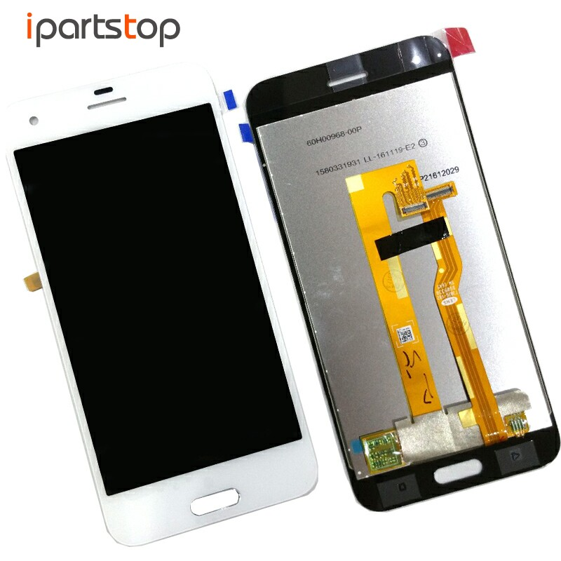 iPartsTop Black White Display Replacement For HTC One A9S LCD Screen Touch Digitizer Assembly Full Tested lcd screen display touch panel digitizer for htc bolt for htc 10 evo white or black color free shipping