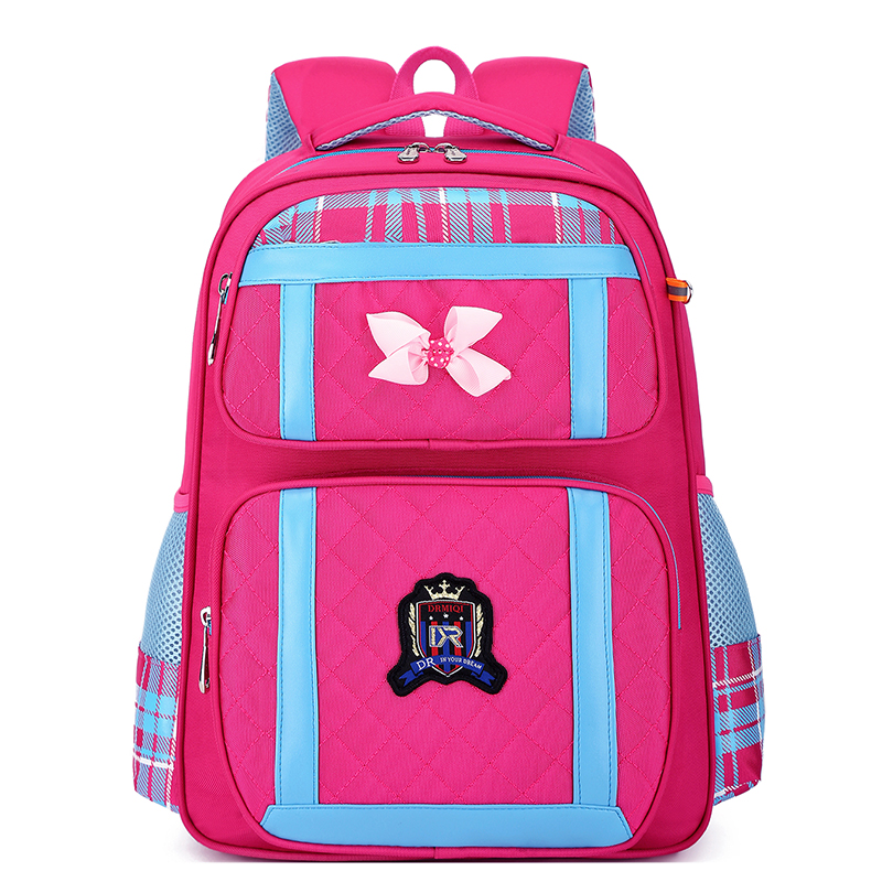 Children School Bags for Boys Girls waterproof Schoolbags Backpacks Kids Schoolbags Primary School Backpacks Bookbags Sac Enfant(China)
