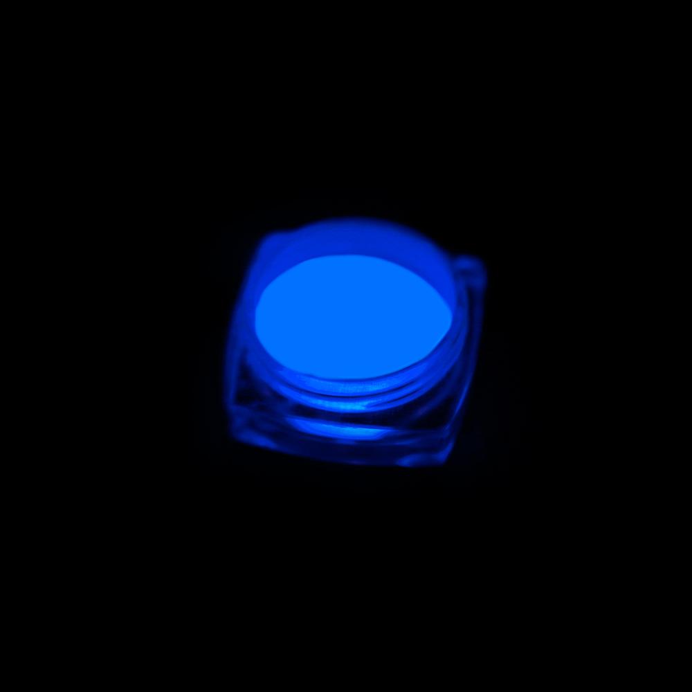 1 Box Neon Phosphor Powder Nail Glitter Powder 10 Colors Dust Luminous Pigment Fluorescent Powder Nail Glitters Glow in the Dark 18