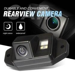 HD CCD Camera Quan Sát Phía Sau Lưng Lên Đảo Ngược Đậu Xe Chống Thấm Nước Cho Xe Toyota Prado Đất Tàu Tuần Dương 120 2002-2009 prado 2700 4000