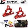 For YAMAHA MT-09 MT-09 Tracer/Tracer 900 MT09 Motorcycle 14mm CNC Aluminum Suspension Fork Preload Adjusters Red