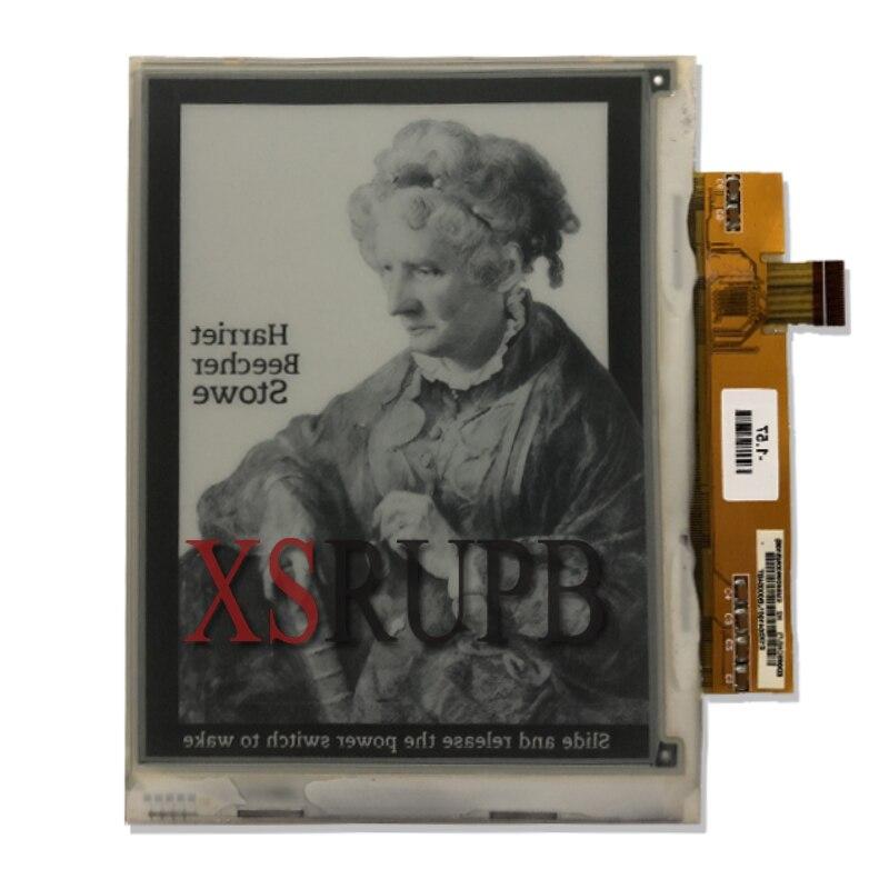 """Ecran Compatible ED060SC4 ED060SC4 (LF) 6 """"e-ink ecran LCD pour Pocketbook 301/603/611/612/613/PRS-505"""