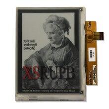 """Tela compatível ED060SC4 ED060SC4(LF) 6 """"e ink LCD tela para Pocketbook 301/603/611/612/613 PRS 505"""