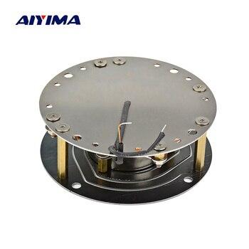 AIYIMA 3 дюймов вибрации Динамик 100 Вт 6 Ом высокое Мощность лихорадка Hi-Fi СЧ бас DIY музыка Динамик s НЧ-динамик Вибрация Рог