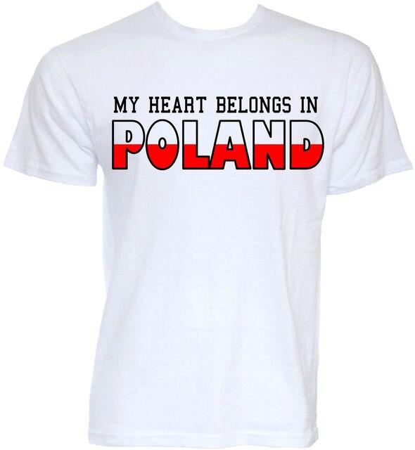 9578d1bf MENS FUNNY COOL NOVELTY POLISH POLAND JOKE FLAG SLOGAN T-SHIRTS RUDE GIFTS SHIRT  Men T Shirts Short Fashion Design Tops