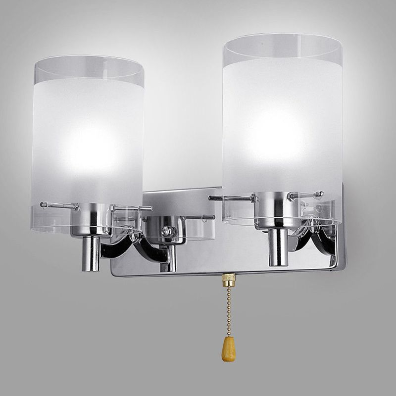 Led-lampen Ac85-265v E27 FÜhrte Wand Licht Moderne Glas Dekorative Beleuchtung Leuchte Leuchte Lampe MöChten Sie Einheimische Chinesische Produkte Kaufen?