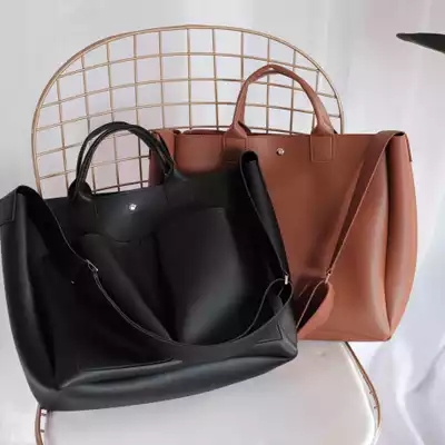 Bolso Mujer Negro Hobos Ladies Suede Leather Handbags Spring Casual Tote Bag Big Shoulder Bags For Woman