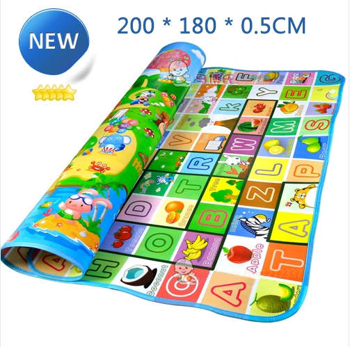 Crawling Mats Baby Carpet Children Developing Rug Puzzle Mat Toys For Newborns Kids Play Rugs Doormat