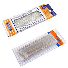 1pcs NEW MB-102 MB102 Breadboard 830Point Solderless PCB Bread Board Test Develop DIY