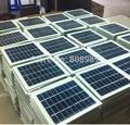 Laminado de vidro quente 2 w 9 v célula solar painel solar de policristalino módulo solar diy solar charger 135*125mm frete grátis
