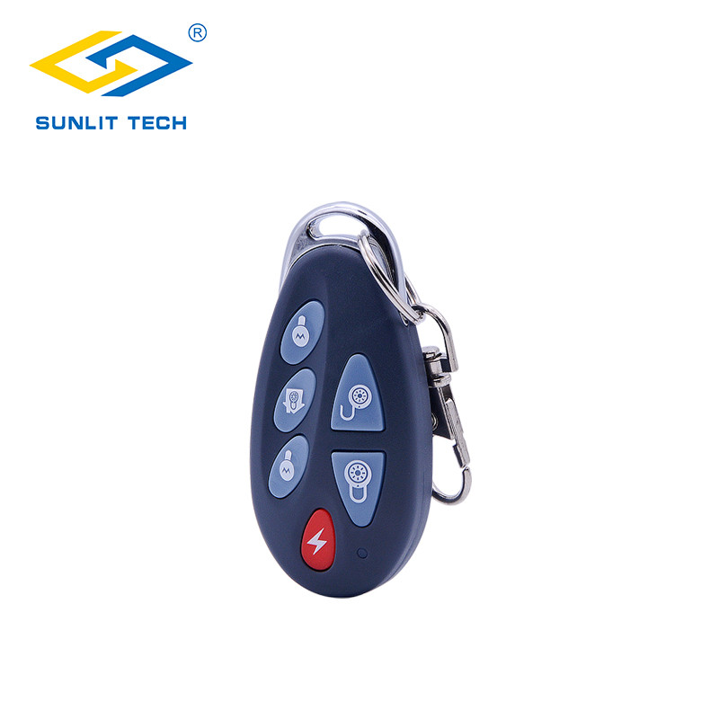 1/2/8pcs Wireless Remote Controller Key Fob For 433MHz Meian Alarm Home Security System ST-VGT ST-IIB ST-V ST-IIIB ST-IVB