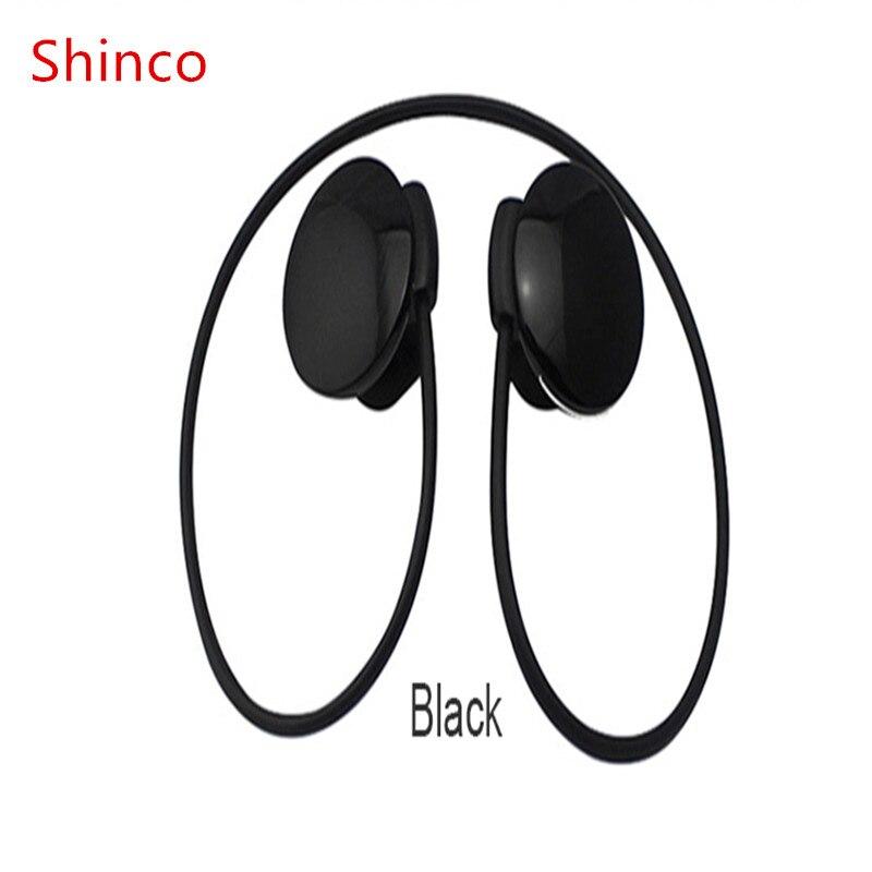 Shinco H1 EarphoneSweatproof aptX Bluetooth V4.1 Headphones Sports Outdoor Use Wireless Stereo Headphones with Mic - Jogger Plus