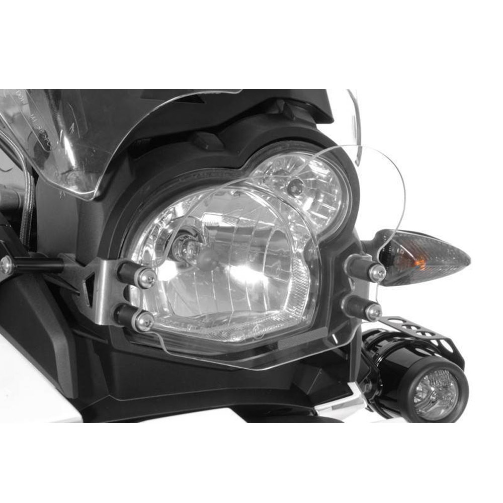 Motorcycle Headlight Cover Front Lamp Guard Protector Clear Lens For <font><b>BMW</b></font> G650GS <font><b>G</b></font> <font><b>650</b></font> GS 2011-2017 image