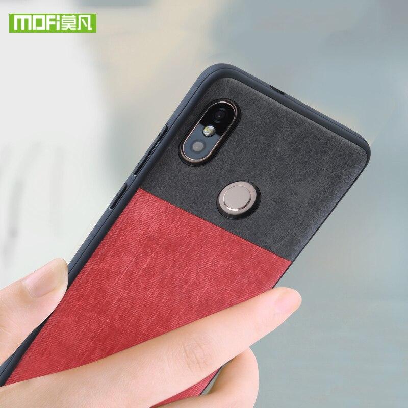 Para Xiaomi Redmi Nota 5 caso para Xiaomi Redmi Nota 5 Pro carcasa silicona versión global Mofi para Xiaomi redmi Nota 5 caso