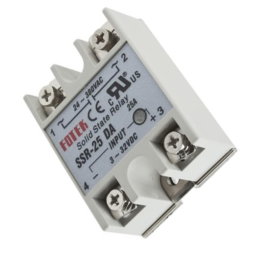 Newest 1pcs Solid State Relay Module Ssr 25da 25a 250v 3 32v Dc Germany Aeproductgetsubject