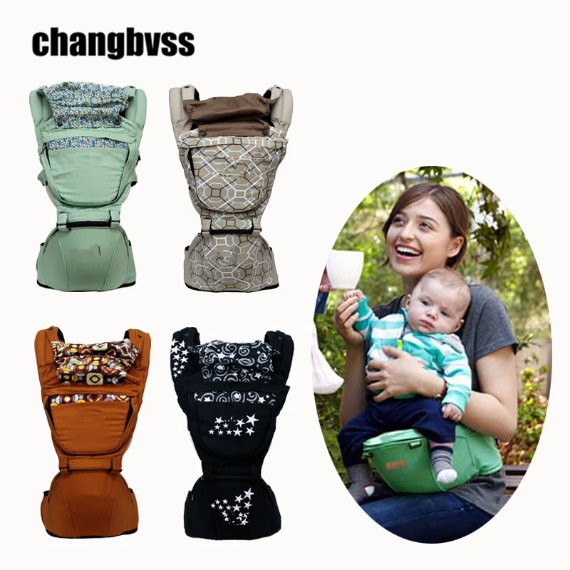 High Quality 3~36 Months Baby Backpack Front Facing Baby Carrier Infant Sling Waist Stool Belt For Baby Hipseat mochila infantil multifunction backpack for baby infant comfort hipseat front carrier sling for children strap baby waist stool chicco mambo