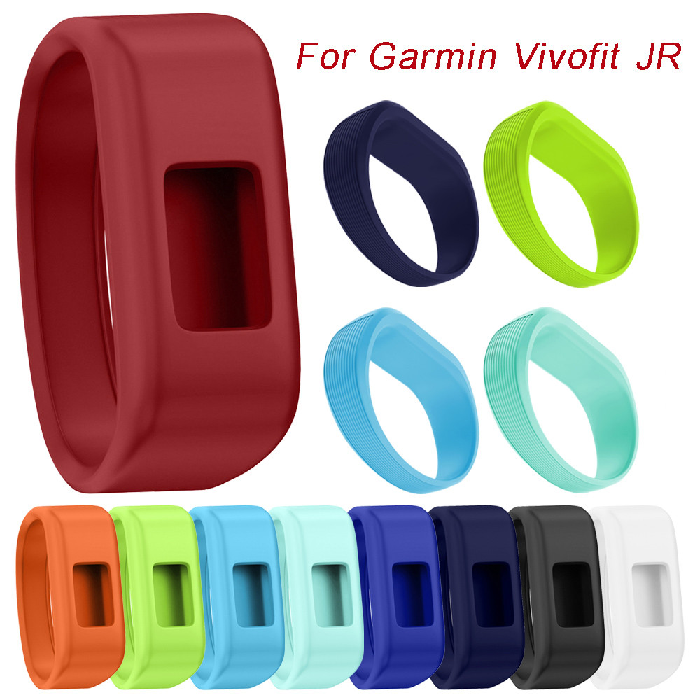 L/S Size Replacement Band For Garmin Vivofit Jr Watch Sport Soft Silicone Wristband Wrist Strap For Garmin Vivofit Jr клюшка 136 см jr s 3700 l