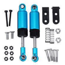Samochod Zdalnie Sterowany Logam Shock Absorber Upgrade Parts Kit Set untuk 1: 16WPL C14 C24 C24K RC Mobil Rakasa Truk MAR15 P50(China)