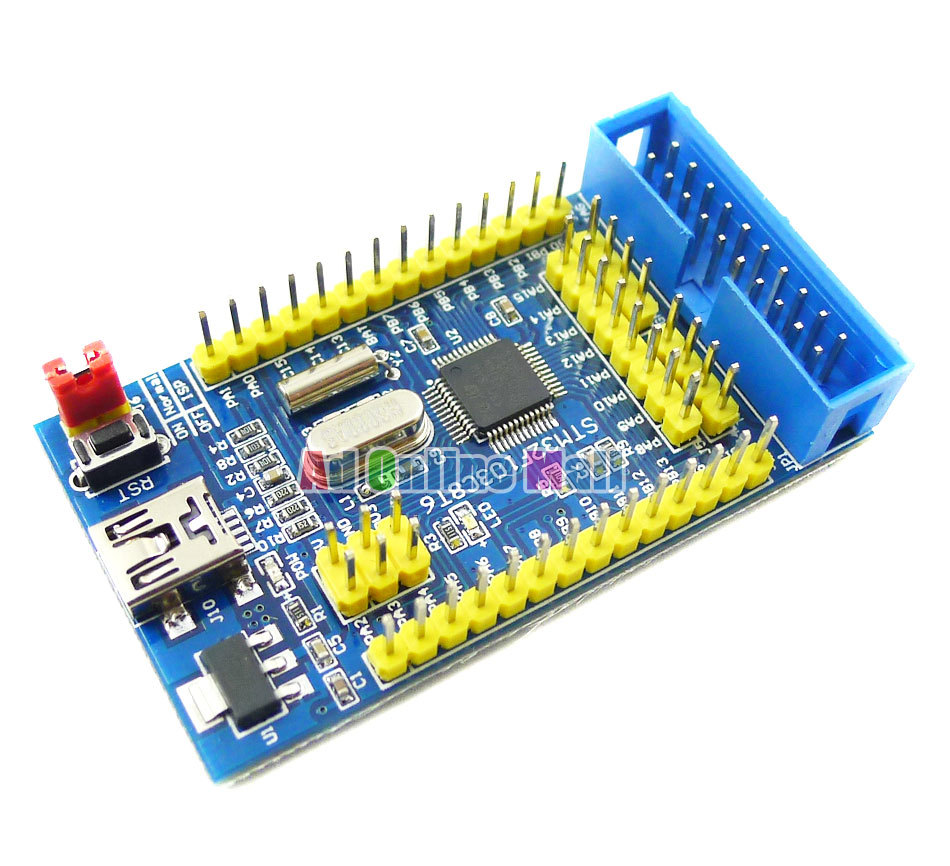 48 Pin STM32F103C8T6 Core Board STM32 ARM Development Board Minimum System  Board