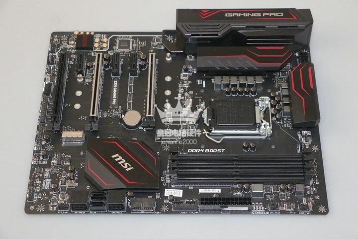Original Motherboard For MSI Z270 GAMING PRO DDR4 LGA 1151 64GB USB2.0 USB3.1 Z270 Desktop Motherboard