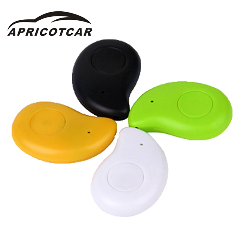 APRICOTCAR Two-way GPS Tracker Anti-lost Object To Find Bluetooth Low-power Technology f ...
