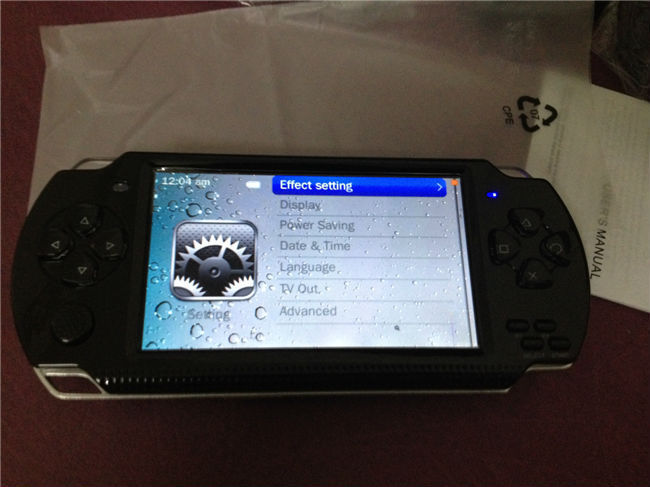 PSP Game Console (21)