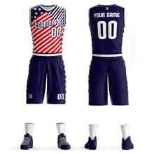 Custom Men Youth  Basketball Jersey Set Uniforms kits DIY clothing Breathable basketball jerseys shorts Quick Dry