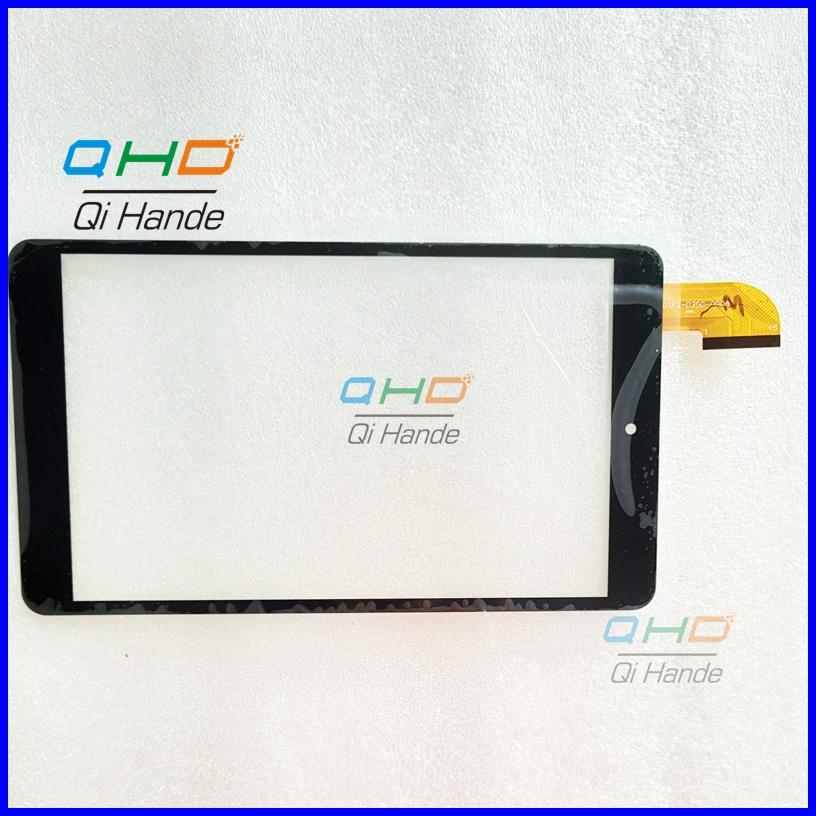 Free shipping 1PCS Black New For 8 inch Tablet PC handwriting screen DXP2-0350-080A HXS. Touch screen digitizer panel Repair
