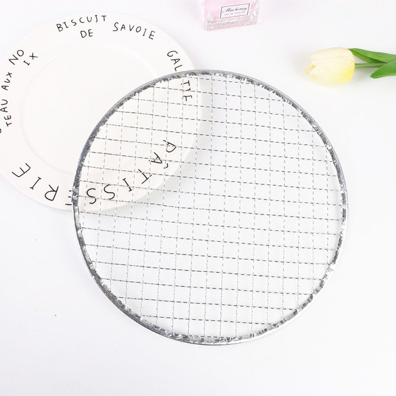 16.5cm/6.50in 24cm/9.45in Stainless Steel Mesh Grid For Clay Slime Mud DIY Tool Masher Creative Toy Kids Adult Stress Relief
