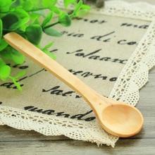 Mini Wooden Spoon Photography Accessories for Food Honey Spoon Desktop Shooting Photo Studio Ornament fotografia