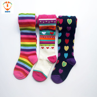 Free Shipping 3pcs Pack 2 8y Girl Tights Baby Pantyhose Kid S Tights Girls Stockings Children