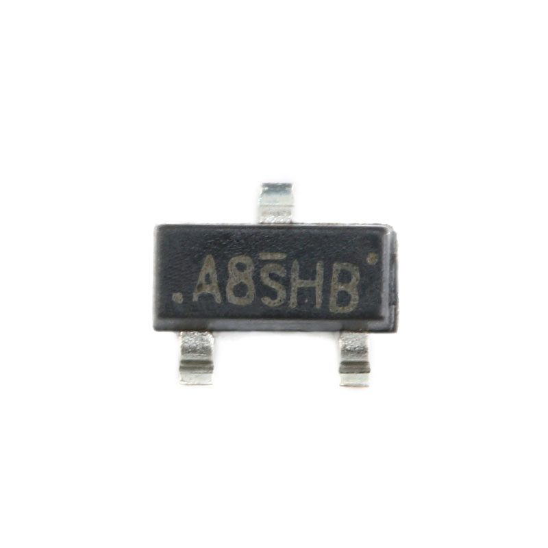 50pc field-effect transistor SOT-23 <font><b>SI2308</b></font> A8SHB MOSFET Transistor high quality N way FET image