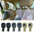 New Hot 2Pcs Car Interior Accessories Portable Auto Seat Hanger Purse Bag Organizer Holder Hook Headrest Free Shipping&Wholesale